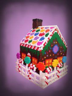 Casa Hama Beads 3D