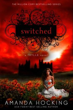 Switched (Trylle Trilogy) book one - finished April 22, 2012.  Didn't really care for it, won't be finishing the series.
