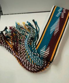 Vintage Hopi Hand Woven Dance Sash Belt | eBay