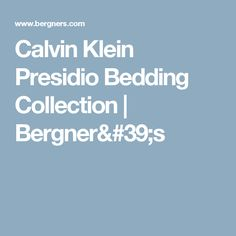 Estimating How Much Paint To Buy   For Dummies. Calvin Klein Presidio  Bedding Collection | Bergneru0027s