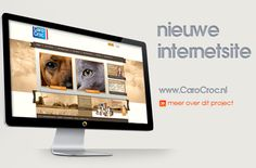 Website CaroCroc.nl