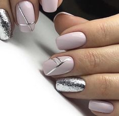 And now - great manicure for everyday! - And now – great manicure for everyday! – … And now - great manicure for everyday! - And now – great manicure for everyday! Classy Nails, Stylish Nails, Cute Nails, Pretty Nails, Work Nails, Clean Nails, Spring Nails, Summer Nails, Shellac Nails