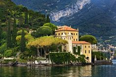 Lake Como, Italy--want to go here!