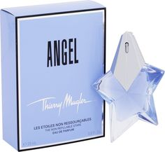 Thierry Mugler Angel Eau de Parfum Spray oz - specifically looking for travel size that will not exceed TSA limit. Perfume Diesel, Hermes Perfume, Perfume Bottles, Cheap Perfume, Best Perfume, Thierry Mugler Angel, Celebrity Perfume, Perfume Collection, Beauty Products