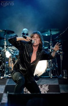 Europe Band, Joey Tempest, Rock, One And Only, Concert, King, Club, Black And White, My Love