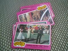 1970's collectable trading movie cards! I still have mine!