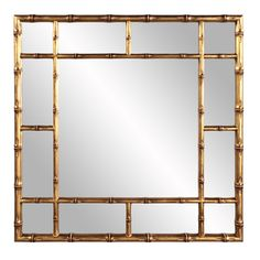 Overstock Christopher Knight Home Antique Thick Silver Framed Wall Mirror 33999