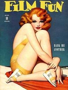 Enoche Bolles.  One of my favorite pin-up artists.
