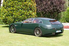2007 Boniolo Aston Martin Vanquish EG Shooting Brake