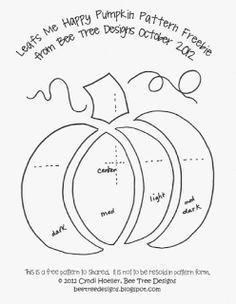 Stitch, Stitch, Stitch: Bee Tree Designs - FREE patterns