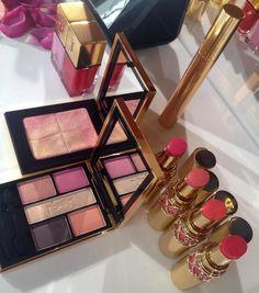 Yves Saint Laurent Makeup Collection Spring 2014 – Sneak Peek Ysl  Cosmetics 56c3e7033c8
