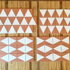 (1/2) One tile so many options! Which is your favorite? We can't choose! by clayimports