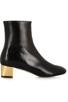 MARNI Leather ankle boots £250 http://www.theoutnet.com/products/398820