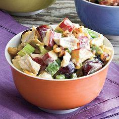 15 Best Chicken Salad Recipes— Waldorf Chicken Salad   MyRecipes.com