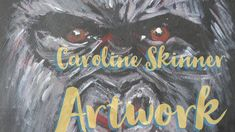 Caroline Skinner Wildlife Artwork - please share this great video and subscribe to the Youtube channel.