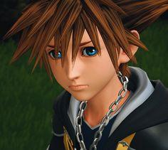 Christmas Kingdom, Sora Kingdom Hearts 3, Final Fantasy, Video Games, Videogames, Video Game