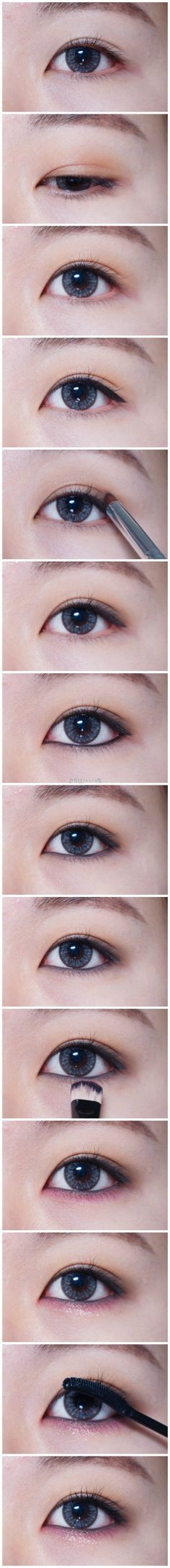 Korean make up #koreanmakeup