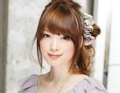 Japanese Long Bangs Hairstyles   HairstyleHaircut.net Hairstyle & Haircut