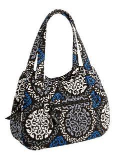 e738a7b20 vera bradley canterbery cobalt emily satchel - Google Search Blue Bayou,  Ink Blue, Vera
