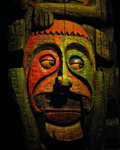 tiki from Disneyland. This just makes me smile...