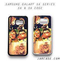 fredrickson and ellie Phone case for samsung galaxy S6 & S6 EDGE