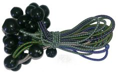Kotap BB-6 Ball Bungee, 6-Inch, Multi-Color, 25-Piece. Bungee cords vary in color. Nylon Ball Diameter 1-Inch. Also prolongs the life of tarps and gromets by allowing slight movement. Reusable. Bungee Length: 6-Inch (including ball). Streches to 8.5-Inches. Item Dimensions: width: 800, height: 200 hundredths-inches. Product Details: Kotap Heavy-Duty Ball Bungees are used to secure tarps to canopy frames or other fixed points. Bungee Cord Diameter: 1/5-Inch (5mm).