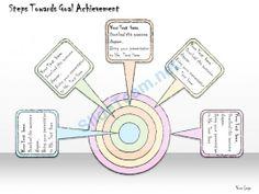 1013 business ppt diagram 4 staged circular process powerpoint, Achievement Presentation Template, Presentation templates