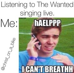 Me on may 7th, 2014. and seeing my love, Nathan James Sykes.