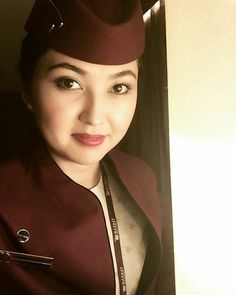 From @life_style_aviation @msperizat.eva Ready! Полетели! #qatarairwayscrew#crewlife_#kyrgyz#qatarcabincrew#skylover#aviation#crewiser#topstewardess#turkic#nomad#lifestyleaviation#goingplacestogether#instagramaviation #flightattendant #crewiser #flightcrew #pilot #airplane #layover #avgeek #aircrew #travel #flightattendantlife #cabinattendant #airlines #flightattendants #airline #airlinescrew #cabincrewlifestyle #aircraft
