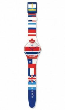 Swatch® US - FLAGTIME - SUOW111