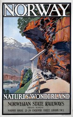 Great travel poster