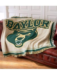 Product: Baylor University Afghan