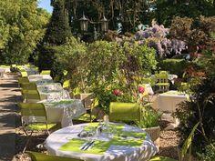 Restaurant avec Terrasse Paris - Auberge du bonheur