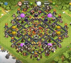 12 Best Th10 Hybrid Base 2019 New Anti Everything Messi Geek