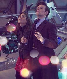 Matt and Jenna