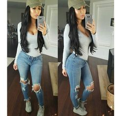 Jeans and hat are cool Cute Fall Outfits, Mom Outfits, Fall Winter Outfits, Everyday Outfits, Autumn Winter Fashion, Spring Outfits, Casual Outfits, Sweater Weather, Look Fashion