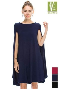 Tanboocel Bamboo Solid Cape Style Dress     Style #44060 Shop Top: http://ift.tt/2myPYqu --------------------------------------------------------------- #cocolove #tunic #dresses #tanboocelBambooDress #casualdress #bamboo #womensdress #fallcloset #highfashion #stylist #styleish #fashion #fashionista #newstyle #newarrivals #fall2016 #BESTEVER #fallvibes #bestseller #boutique #liketolike #tbt #followme #cute #beautiful #love #ootd #picoftheday #like4like
