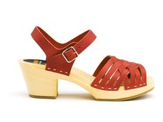 really like the materials and honest design of  these sandals Luvd on @Luvocracy  