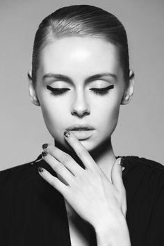 Fresh Face | Silke Hansen by Mikkel Suppras Photo