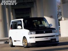 2006 Scion XB I Want The Black Hood And Roof On Mine
