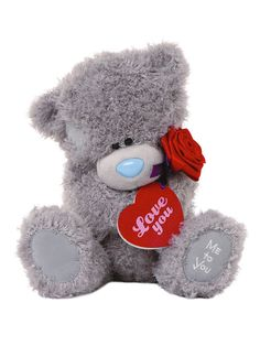 Me To You Love You Rose Bear | very.co.uk