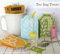 Tea Bag Treats...
