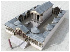 Byzantium 1200 is a project aimed at creating computer reconstructions of the Byzantine Monuments located in Istanbul, TURKEY as of year 1200 AD Byzantine Architecture, Roman Architecture, Historical Architecture, Ancient Architecture, Constantine The Great, Ottoman Turks, Minecraft, Roman City, Hagia Sophia
