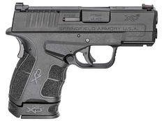 The all new Springfield Armory XD-S Mod.2Save those thumbs & bucks w/ free shipping on this magloader I purchased mine http://www.amazon.com/shops/raeind  No more leaving the last round out because it is too hard to get in. And you will load them faster and easier, to maximize your shooting enjoyment.  loader does it all easily, painlessly, and perfectly reliably