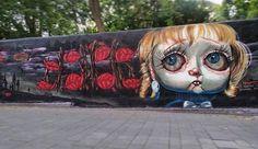 street art Ovao27 & Haer Wim in Unna, Germany