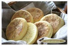 TOASTIS! Fluffig - weiche Toastbrötchen mit Maismehl! www.rezepte-glutenfrei.de