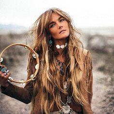 Bohemian Beauty.... ✨✨✨ #regram @tezzamb