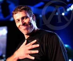 Anthony Robbins Spain