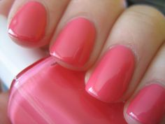 Essie Guilty Pleasures love love love for summer! My new favorite nail polish!