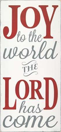 Joy the the World The Lord